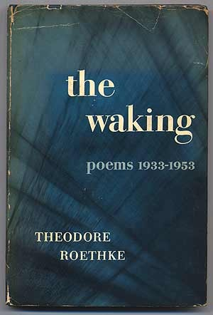 essay on theodore roethke In the poem my papa's waltz by theodore roethke, the speaker is reflecting on a childhood experience involving his father through diction and details, the speaker.